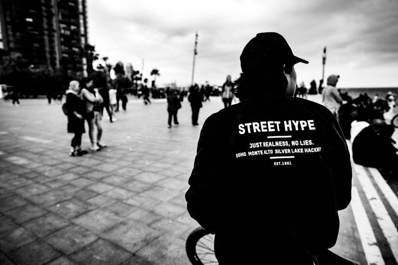 Street Photography Academy background