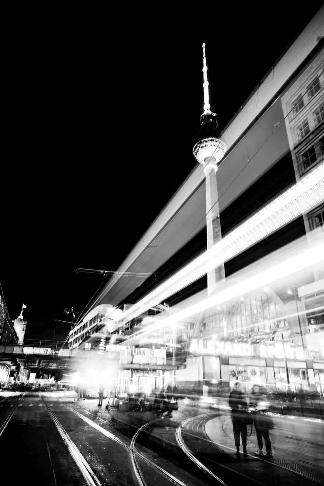 Alexander platz Berlin