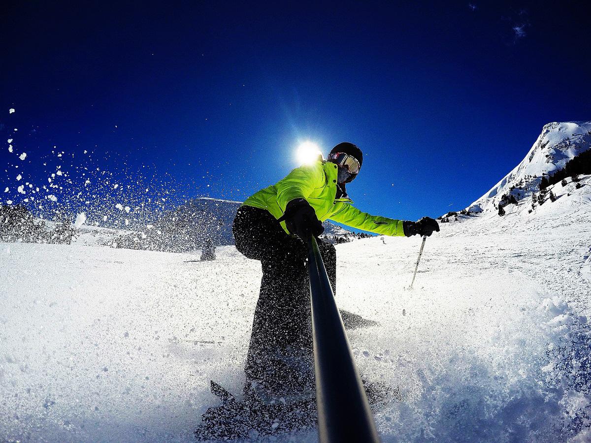 Ski go pro